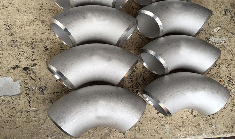 High Nickel Pipe Fittings In Vietnam